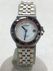 ソーラー腕時計/EUROS/35周年記念モデル/シェル文字盤/H050-T020224/シチズン