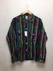 SMOKEY SHIRTS/スモーキーシャツ/長袖シャツ/M/コットン/マルチカラー/GL831