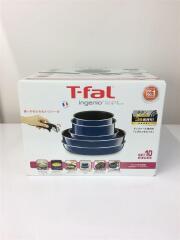 T-fal ティファール/フライパン/L61492/10点セット/インジニオ・ネオ グランブルー・プレミア