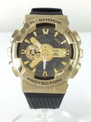 CASIO カシオ/GM-110G/G-SHOCK/メタルカバード/クォーツ腕時計/アナログ/箱有
