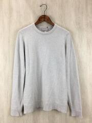 セーター(厚手)/S/カシミア/GRY/無地