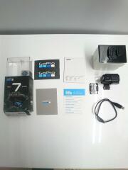 ビデオカメラ HERO7 BLACK CHDHX-701-FW/GO PRO/