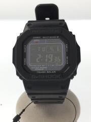 クォーツ腕時計・G-SHOCK/デジタル/ブラック/カシオ