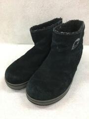ブーツ/26cm/BLK/スウェード