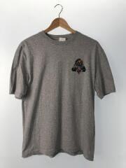 18SS SANS FERG T-SHIRT/Tシャツ/M/コットン/GRY