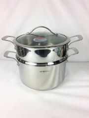 LA BETTOLA/調理器具その他/サイズ:24cm/SLV