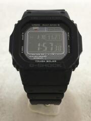 クォーツ腕時計・G-SHOCK/デジタル/BLK/GW-M5610/302A1201
