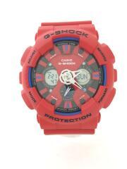 クォーツ腕時計・G-SHOCK/デジアナ/GA-120TR-4AJF
