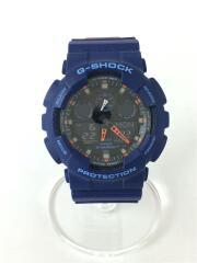 クォーツ腕時計・G-SHOCK/デジアナ/GA-100L-2AJF