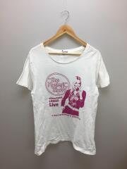 Tシャツ/FREE/コットン/ホワイト/プリント