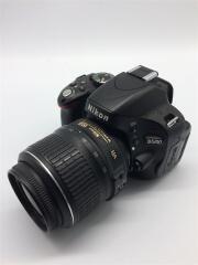 デジタル一眼カメラ D5100 ダブルズームキット