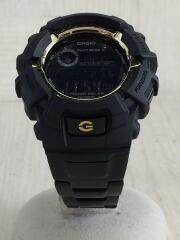 ソーラー腕時計・G-SHOCK/デジタル/BLK/BLK