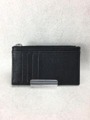 財布/レザー/BLK/無地/スモールレザーウォレット/UE-200093