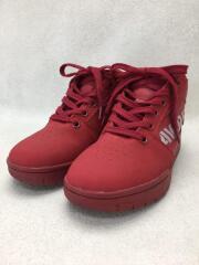 ハイカットスニーカー/23cm/RED/AV1262