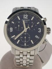 Stainless Steel Watch/クォーツ腕時計/アナログ/ステンレス/シルバー