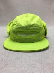 18AW/PrimaLoft Earflap Camp Cap/タグ付き/キャップ/--/ポリエステル/YLW
