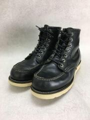 ブーツ/--/BLK/レザー