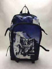 17AW/mountain expedition backpack/リュック/BLU/総柄/バックパック ×THE NORTH FACE