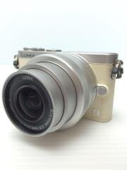 デジタル一眼カメラ LUMIX DMC-GM1K-W レンズキット [ホワイト]