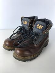 CAT/トレッキングブーツ/US8.5/BRW