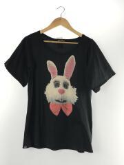 Tシャツ/FREE/コットン/BLK/015ct15/レディース/プリントT