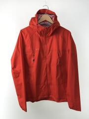 Masao Light HS Hooded Jacket AF Men/ナイロンジャケット/L/ナイロン/RED