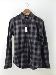 DMA65722/長袖ネルシャツ/XS/コットン/チェック