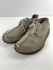ブーツ/US8.5/BEG/スウェード/Desert Trek/36448