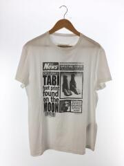 Tシャツ/48/コットン/WHT/プリント// プリント