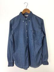 長袖シャツ/M/デニム/インディゴ/NT3005N/20SS/Light Denim B.D. Shirt