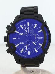 DZ-4529/GRIFFED/グリフェド/クォーツ腕時計/アナログ/ステンレス/ブラック/黒/