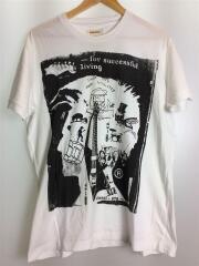 Tシャツ/XL/コットン100%/プリント/相場、年代考慮/フロントプリント/丸首/