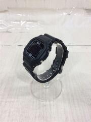 ×MHL/クォーツ腕時計/デジタル/ラバー/BLK/BLK/DW-5600VT/G-SHOCK/ブラック