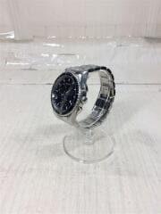 ハミルトン/ジャズマスター/H375120/クォーツ腕時計/アナログ/ステンレス/ブラックxシルバー
