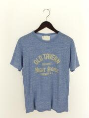OLD TAVERN PRESENTS NIGHT PEOPLE MARGATE N.J./Tシャツ/S/--/BLU