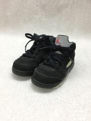 キッズ靴/14cm/サンダル/440890-003/AIR JORDAN 5 RETRO OG BT