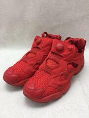 ローカットスニーカー/27.5cm/RED