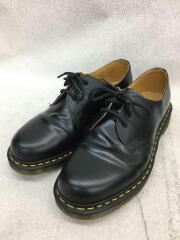 ブーツ/42/BLK/3 Eye Shoe