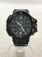 GW-A1100-1A3JF/ソーラー腕時計・G-SHOCK/アナログ/BLK/電波 GRAVITYMASTER グラビティマスター