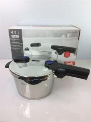 圧力鍋/容量:4.5L/SLV