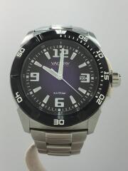 クォーツ腕時計/アナログ/ステンレス/2F10-S067138/本体のみ