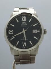 自動巻き腕時計/アナログ/ステンレス/ネイビー/ER1T
