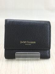 ジェイアンドエムデヴィッドソン/財布/レザー/BLK/ブラック/無地/レディース