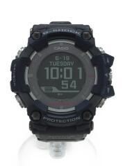 RANGEMAN/ソーラー腕時計/GPR-B1000-1JR/デジタル/ラバー/BLK/BLK//G-SHOCK