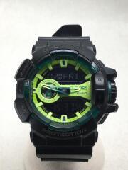 クォーツ腕時計・G-SHOCK/デジアナ/GRN