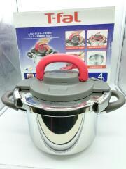 圧力鍋/クリプソアーチパブリカレッド/容量:4L/SLV