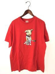 Tシャツ/L/コットン/RED/10SS/ショーンクリヴァ-