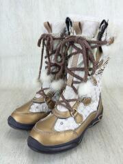 geox/ジェオックス/キッズ靴/--/ブーツ/ナイロン/GLD