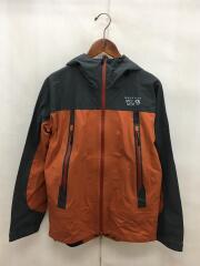 Winter Cohesion Jacket/マウンテンパーカ/S/ナイロン/オレンジ/
