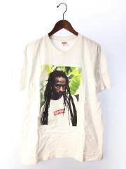 BUJU BANTON/Tシャツ/M/コットン/ホワイト